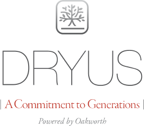 Infographic - Dryus - A Commitment to Generations - Powered by Oakworth